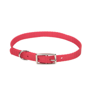 RED DOG COLLAR 18''