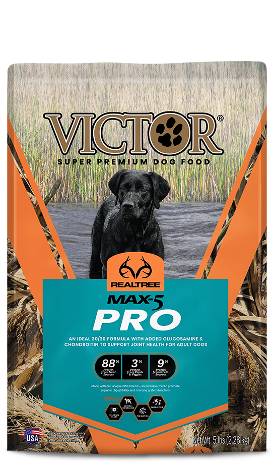 VICTOR MAX-5 PRO 5 lbs