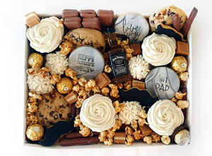 No. 1 Dad Dessert Box
