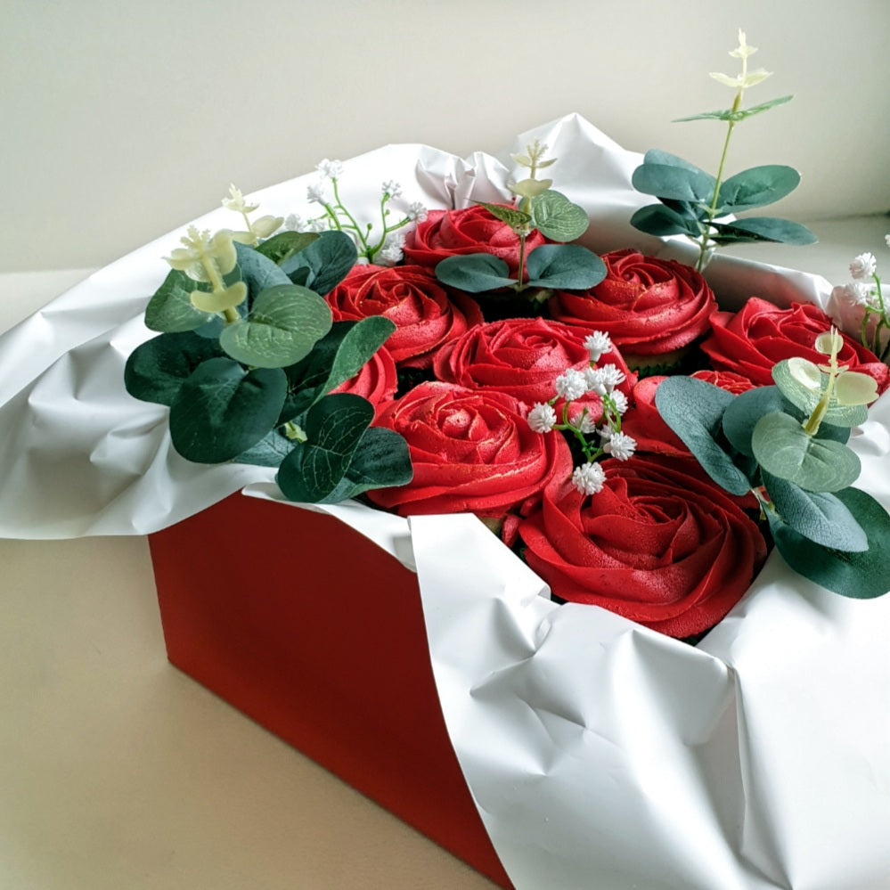 Forever Mine Rose Box