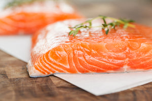 Tasmanian Atlantic Salmon 200g Portion