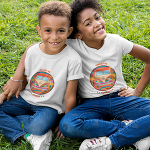 Buy 1 Get 1 FREE - There's No Normal - AS Colour Unisex Kids Youth Crew T-Shirt
