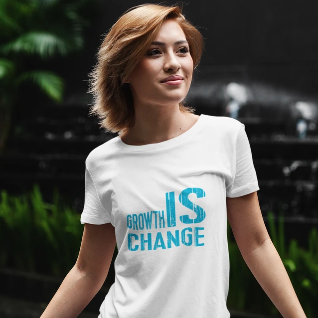 Growth IS Change Sportage Surf - Womens' T-shirt