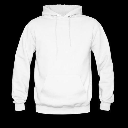 Hoodies long sleeves with choice of Logo white/black