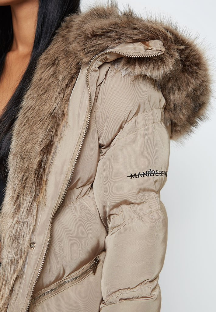 triomphe-fur-lined-coat-beige-1