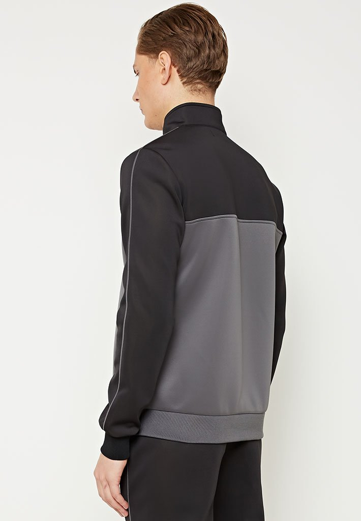colour-block-1-4-zip-tracksuit-pullover-black-grey