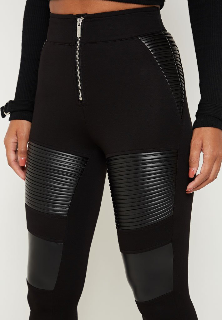 ribbed-biker-leggings-black