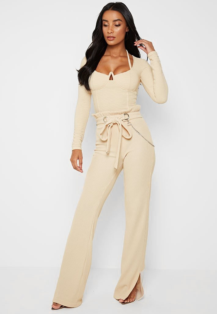 long-sleeve-ribbed-bodysuit-beige