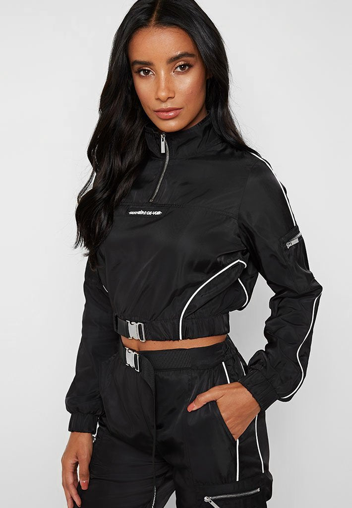 piped-buckle-track-top-black