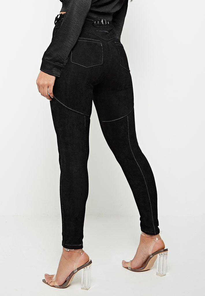 suede-contrast-stitch-leggings-black