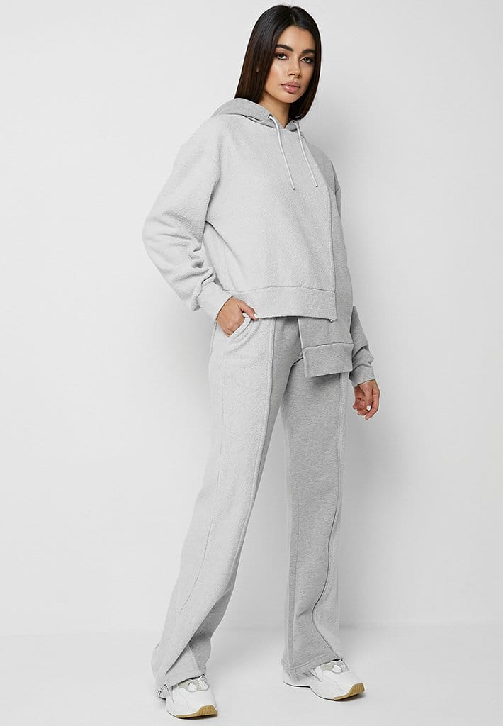 asymmetric-towelling-panel-hoodie-grey