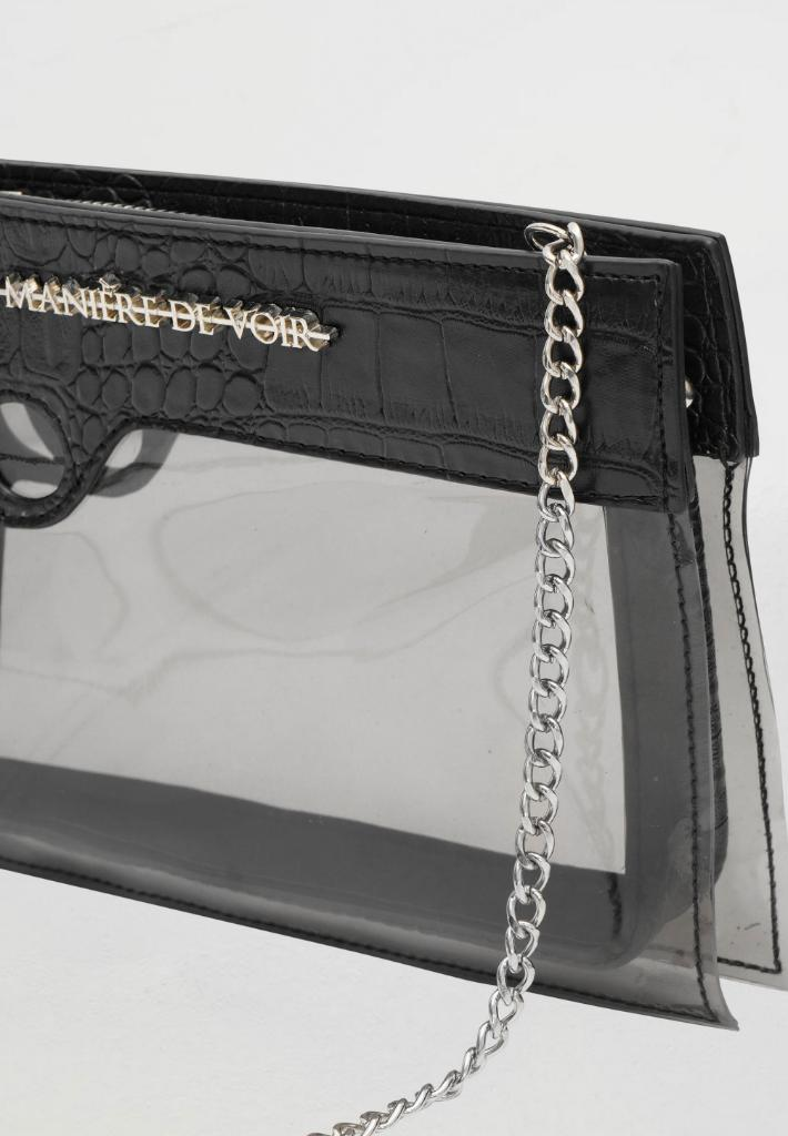vegan-leather-croc-clutch-bag-black