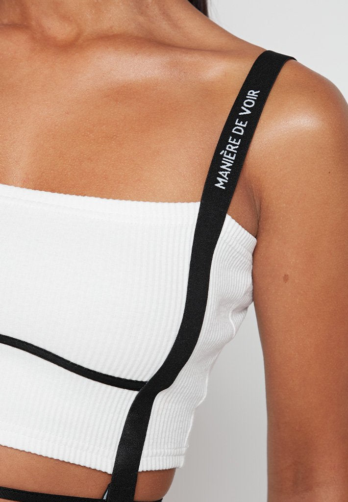 branded-strap-ribbed-crop-top-white