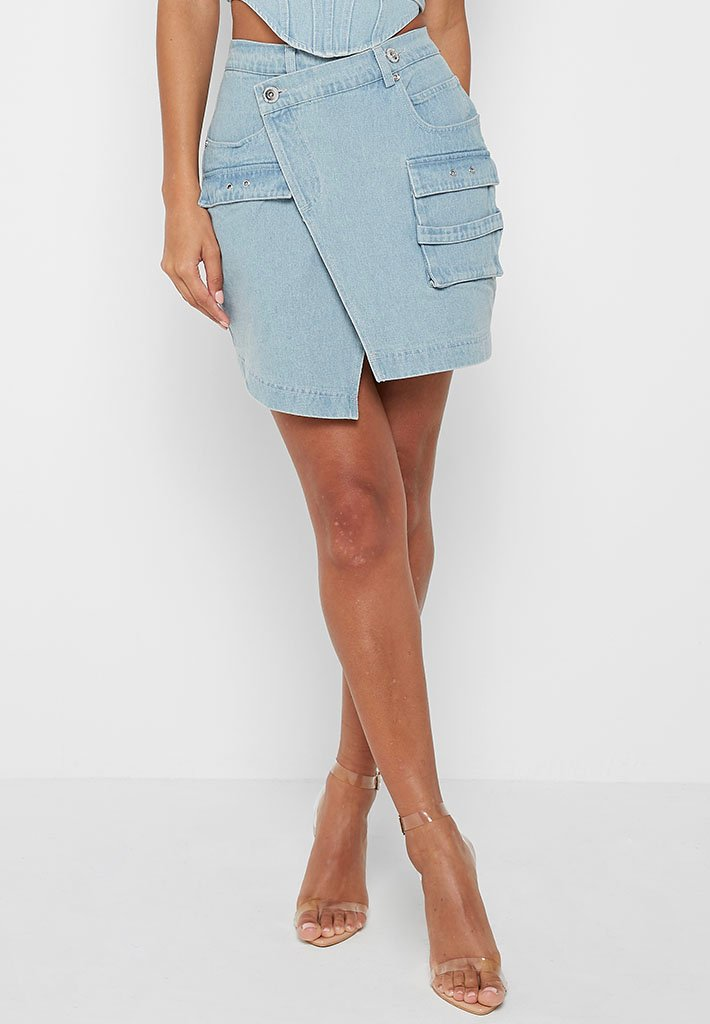 cargo-denim-skirt-light-blue