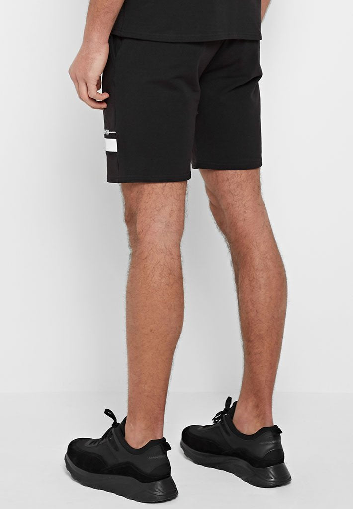 colour-block-shorts-black