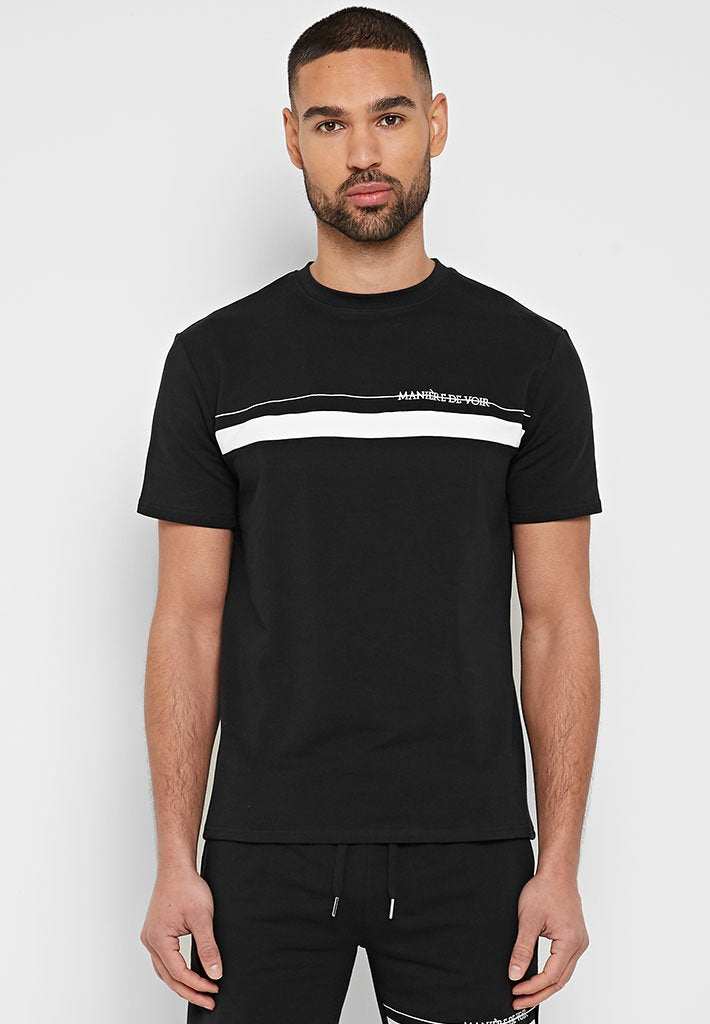 colour-block-t-shirt-black