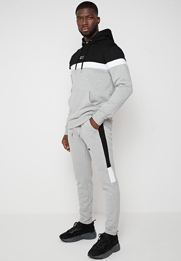Colour-block-tracksuit-bottoms-Black-Grey