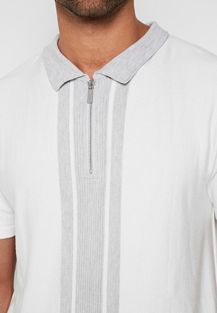 contrast-knitted-striped-polo-top-white