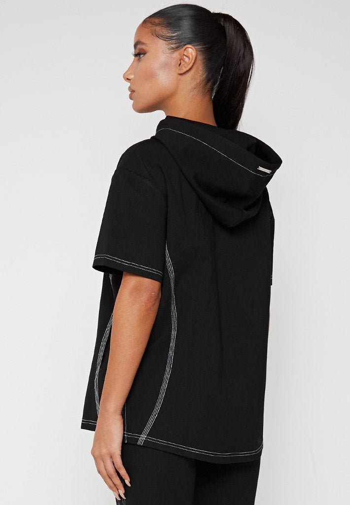contrast-stitch-oversized-hoodie-black