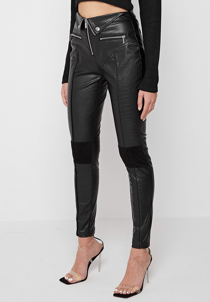 croc-vegan-leather-and-suede-leggings-black