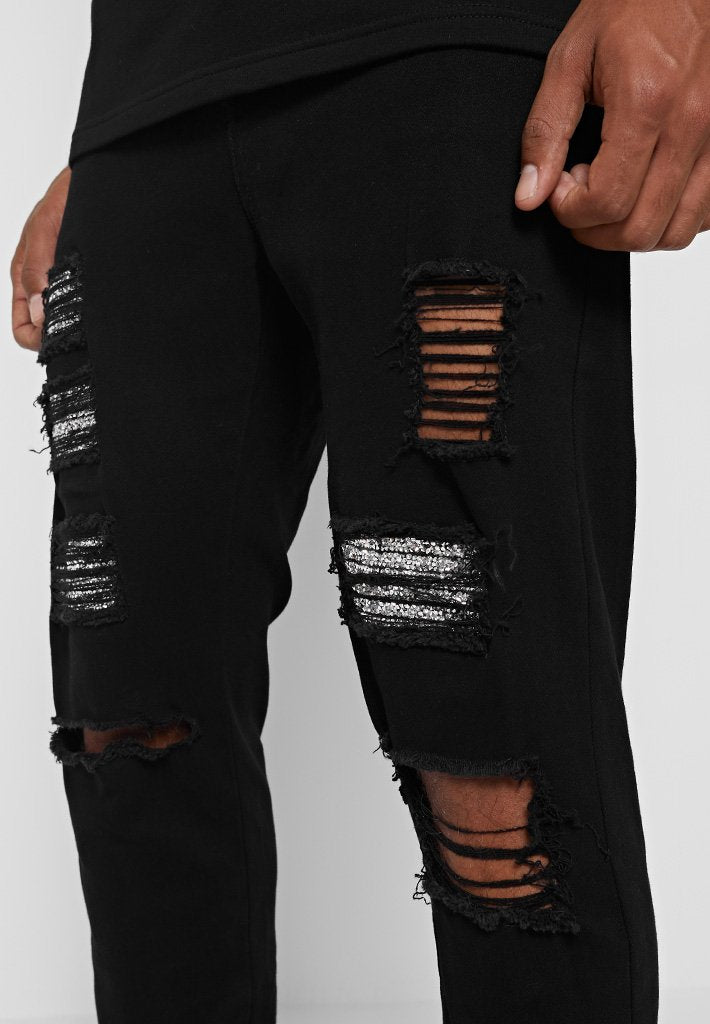 crystal-patchwork-jeans-black