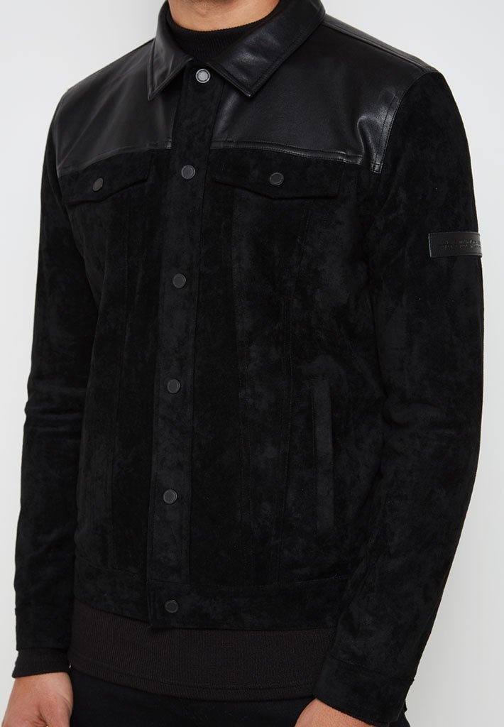 leather-and-suede-trucker-jacket-black