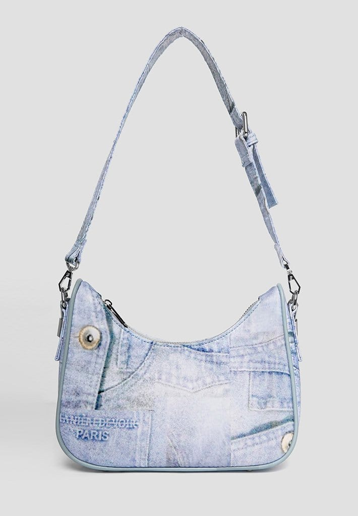 denim-print-shoulder-bag-blue