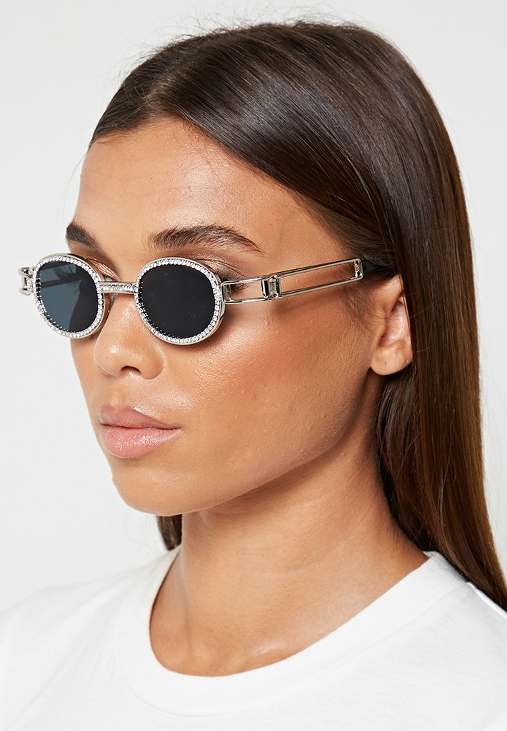 diamante-oval-sunglasses-black-silver