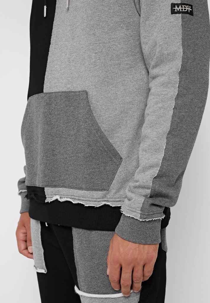 distressed-colour-block-tracksuit-hoodie-black