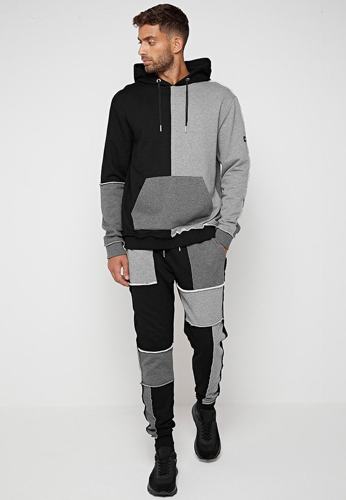 distressed-colour-block-tracksuit-joggers-black