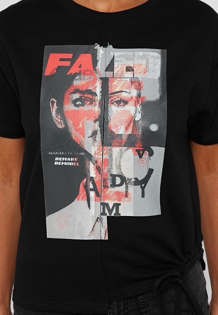 Fazed-T-Shirt-Black