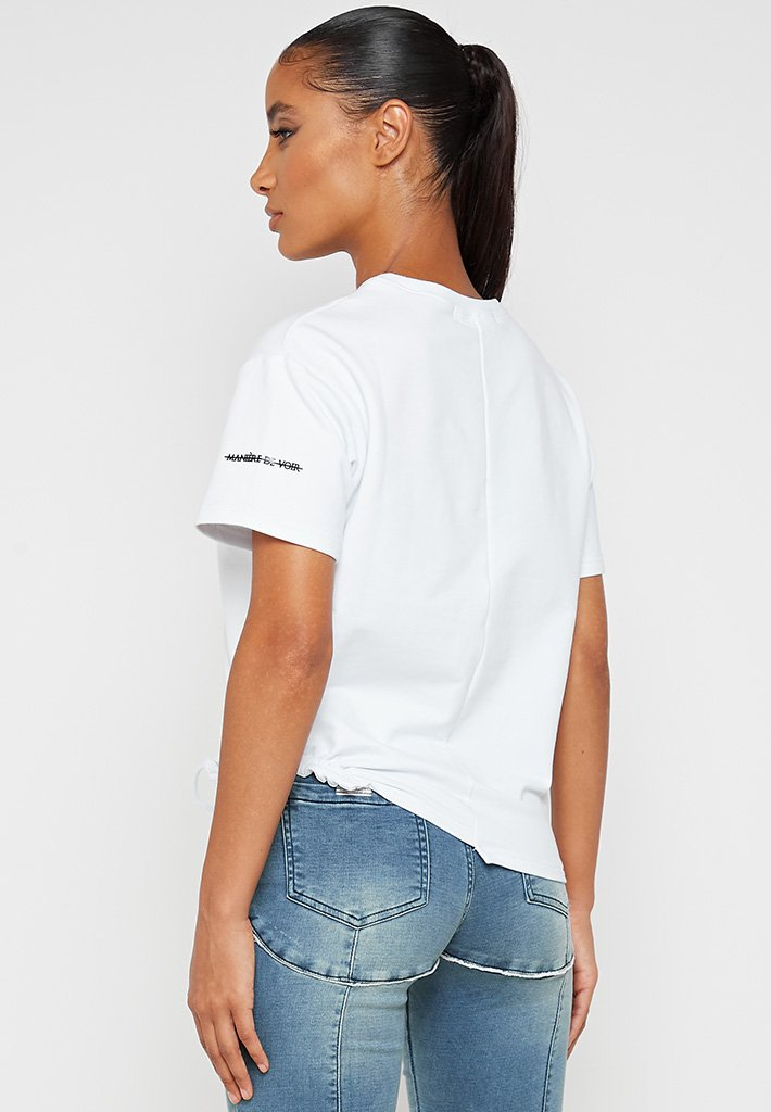 Fazed-T-Shirt-White