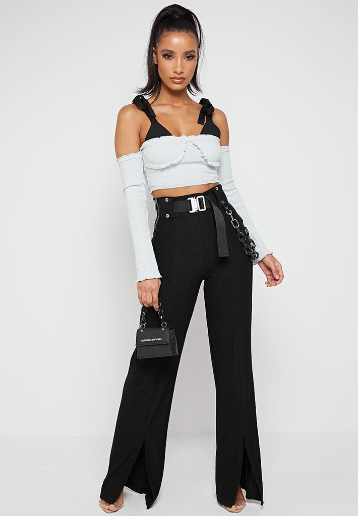 frilled-long-sleeve-crop-top-grey