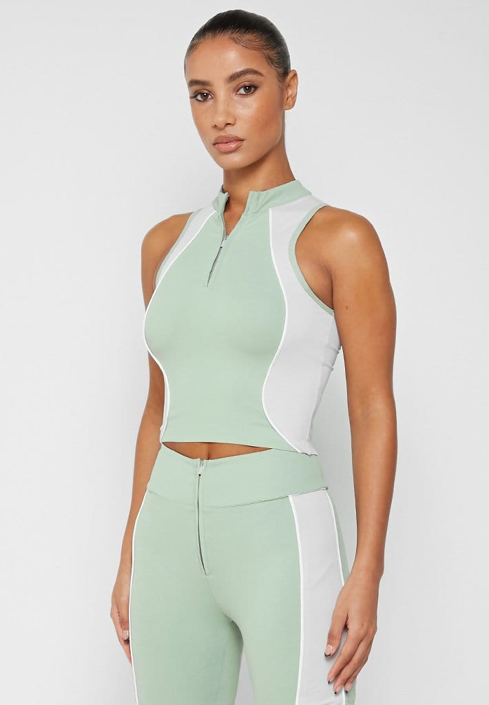 funnel-neck-racer-crop-top-mint-green