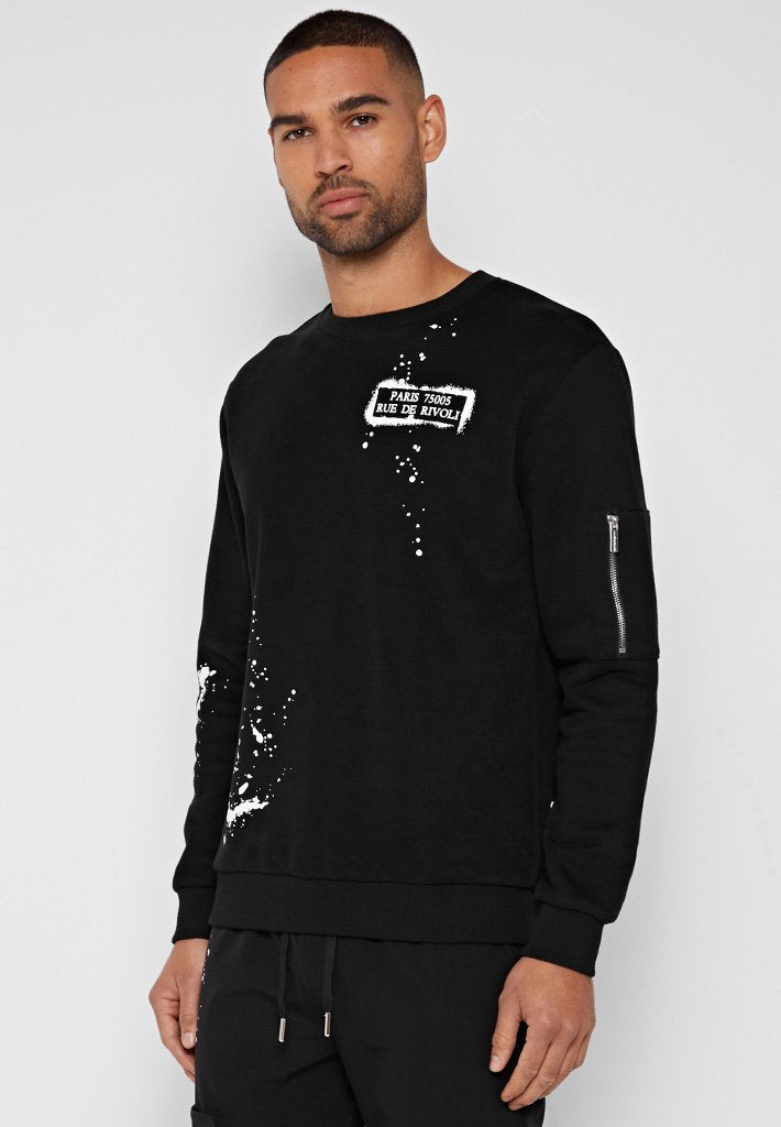 graffiti-jumper-black