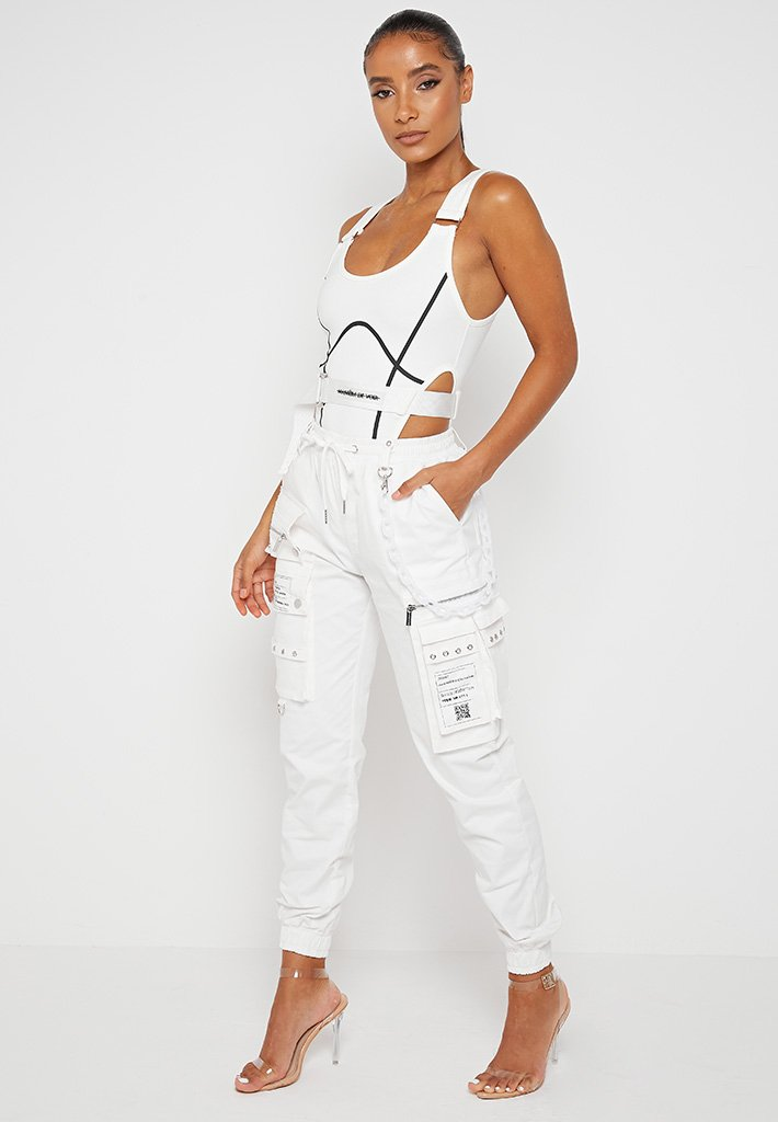 High-Leg-Reflective-Bodysuit-Off-White