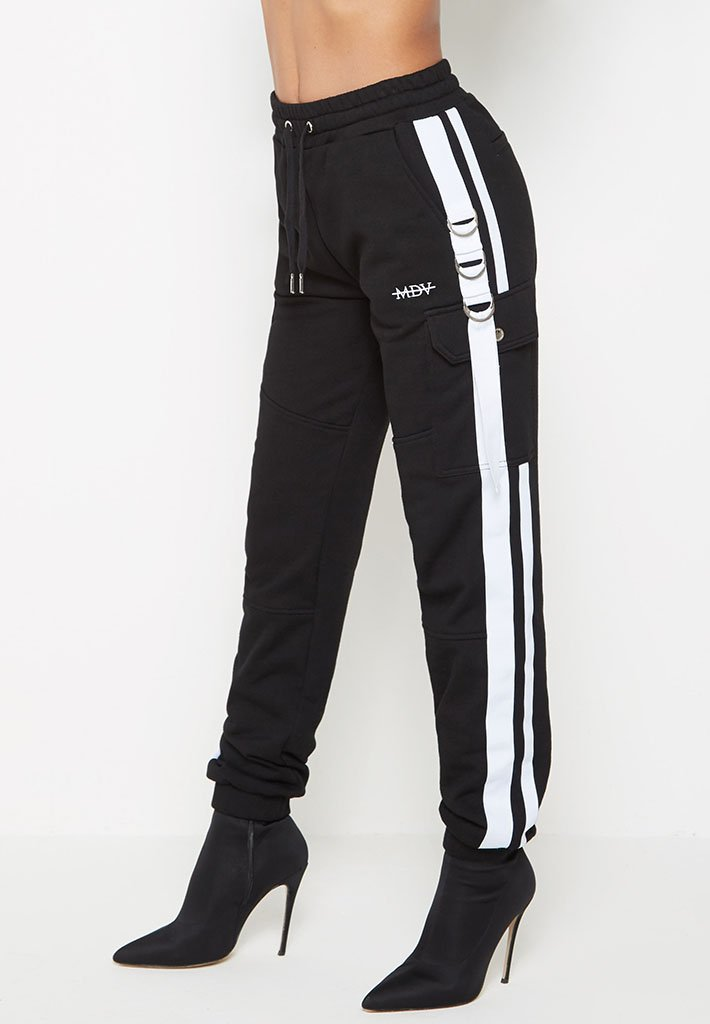 cargo-contrast-tape-track-joggers-black