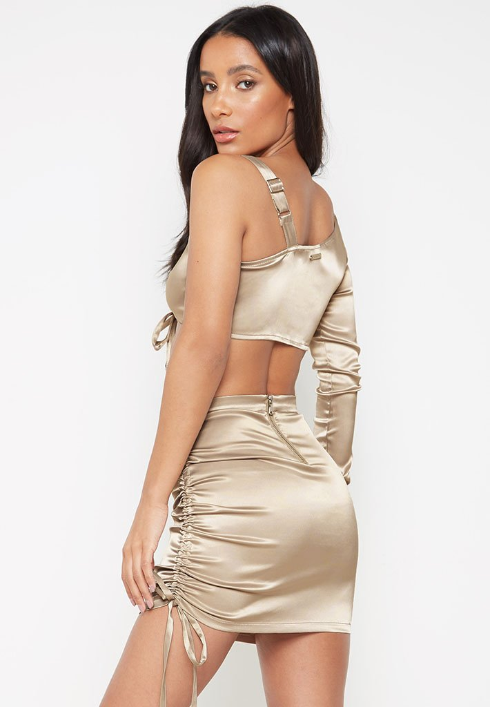 one-shoulder-ruched-top-beige