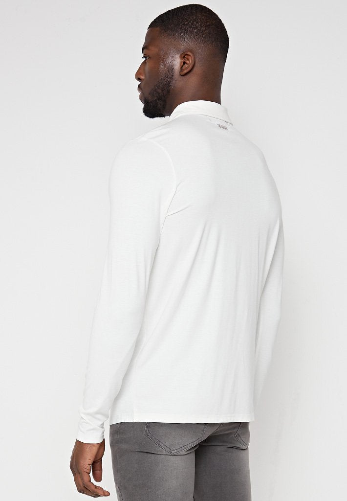 knit-mercerised-cotton-polo-top-white