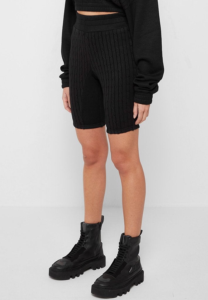 knitted-cycling-shorts-black