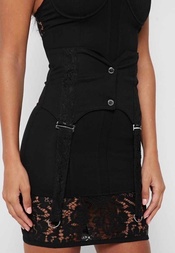 lace-and-suspender-detail-dress-black