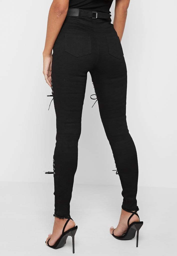 cut-out-lace-up-skinny-jeans-black-1
