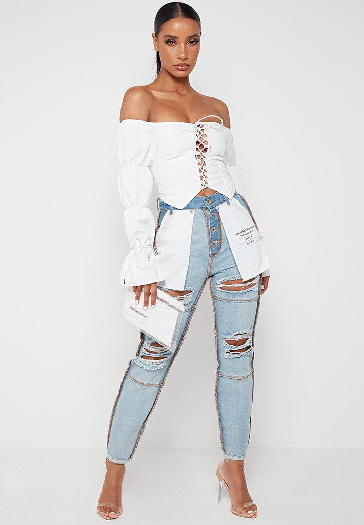 lace-up-puff-sleeve-top-white