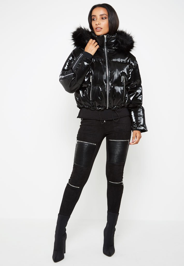louvre-high-shine-puffer-jacket-black