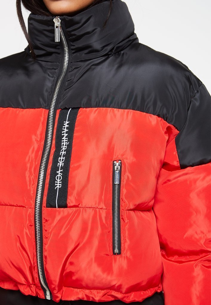 colour-block-puffer-jacket-red