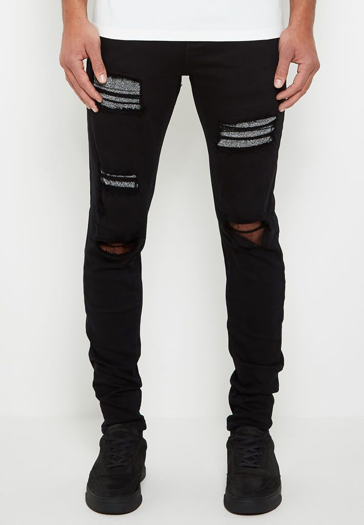patchwork-crystal-jeans-black