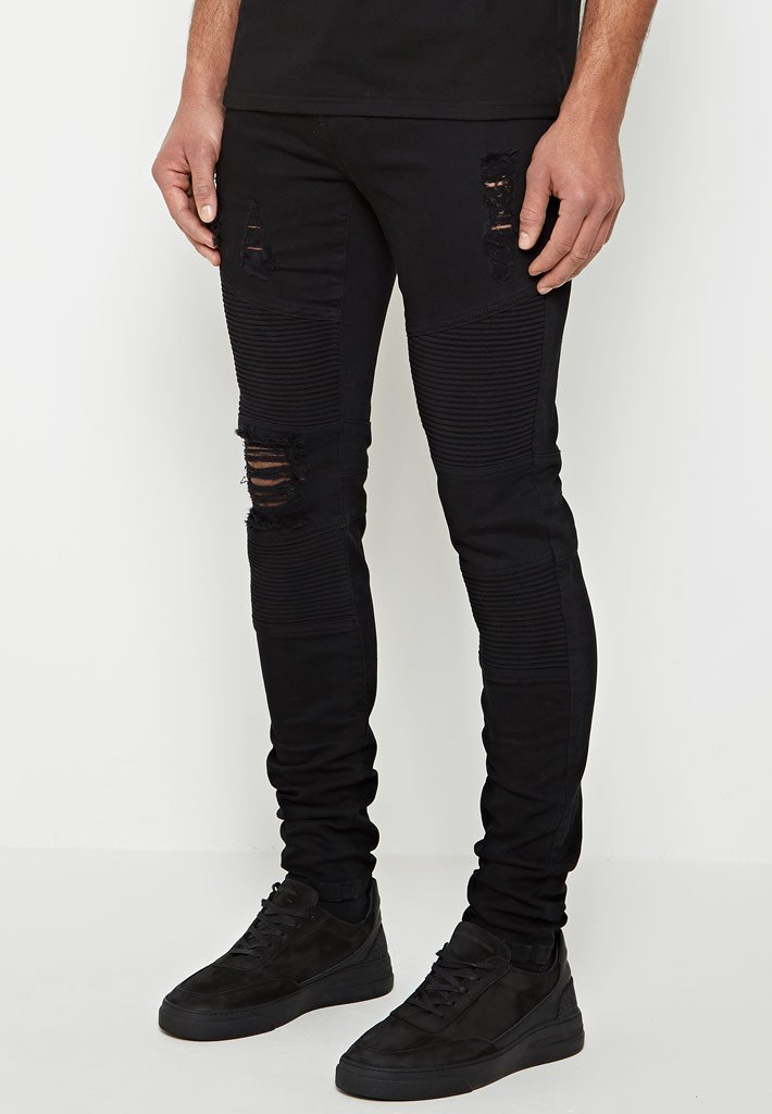 ribbed-distressed-jeans-black-1