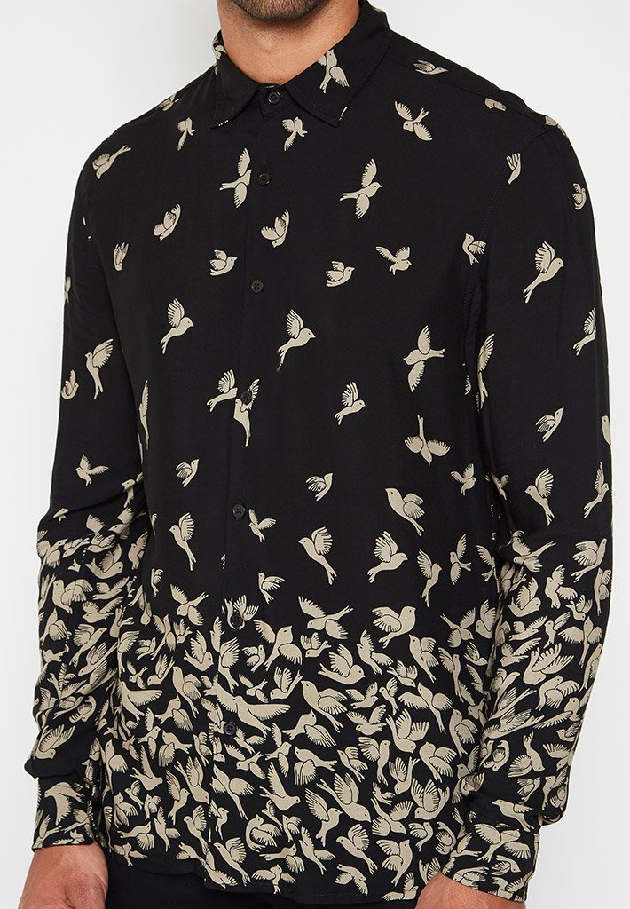 dove-printed-shirt-black-beige