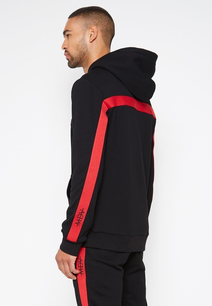 contrast-tape-mdv-tracksuit-hoodie-black-red