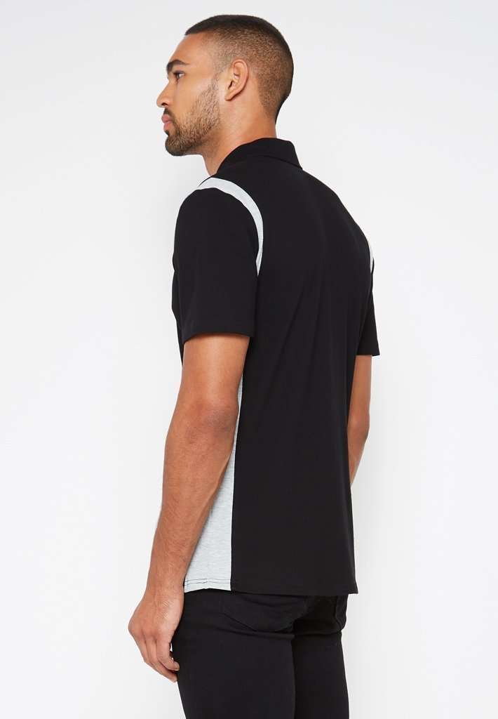 contrast-polo-top-black-grey